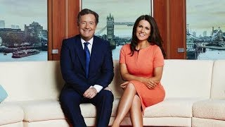 ✅  Piers Morgan announces he's 'taking a little break' from co-hosting Good Morning Britain - Indepe