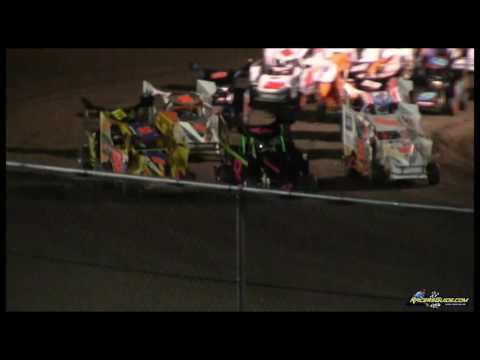 Spirit Auto Speedway 10/23/16 Highlights - dirt track racing video image