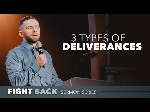 3 Types of Deliverances  Vladimir Savchuk
