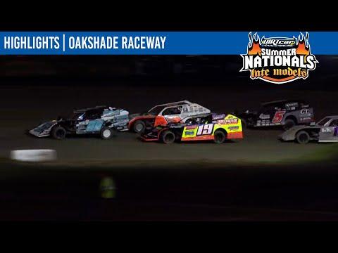 DIRTcar Summit Modifieds Oakshade Raceway July 17, 2021   HIGHLIGHTS - dirt track racing video image