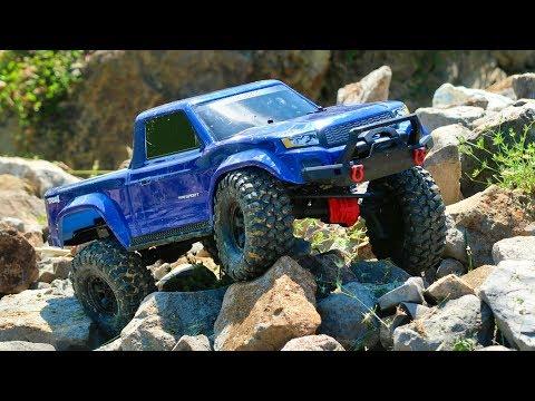 TRAXXAS TRX4 Sport OFF Road Rock Crawling Climb - TheRcSaylors - UCYWhRC3xtD_acDIZdr53huA