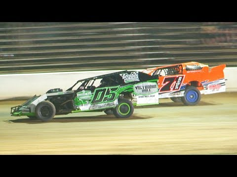 The E-Mod Feature at Stateline Speedway (Busti, NY) on Saturday, June 29th, 2019! - dirt track racing video image