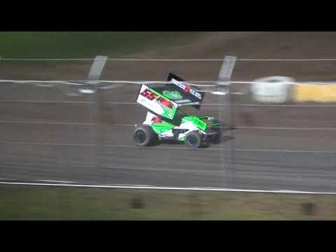 IRA Sprint B-Feature - Cedar Lake Speedway 09/11/2021 - dirt track racing video image