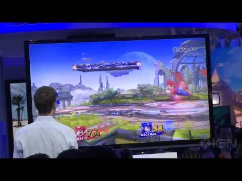Super Smash Bros - Megaman Offscreen Gameplay E3 2013 - UCTEq5A8x1dZwt5SEYEN58Uw