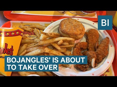Bojangles' Southern Fried-chicken Chain Is About To Take Over America - UCcyq283he07B7_KUX07mmtA