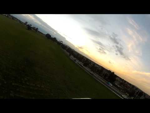 FPV Flight with Hobby King Bixler, Chasing Kinetic 800 along with some fun flying - GoPro Hero 2 - UCOT48Yf56XBpT5WitpnFVrQ