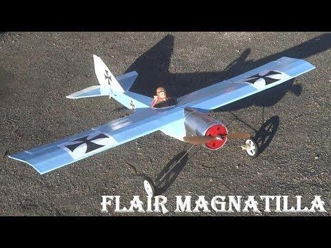 Flair Magnatilla scratch build Maiden flight - UCArUHW6JejplPvXW39ua-hQ