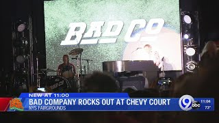 Bad Company rocks Chevy Court