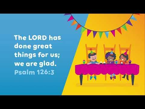 Preschool - 2020 - Calendar - Animation - September