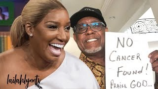 Gregg Leakes Reveals He Is Cancer Free!