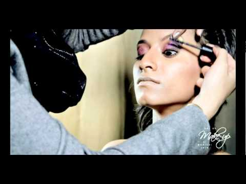 SPARMAX: Basic Airbrush Make-up Techniques by Manishi Jain (Part-2) - UCFCVnTDFaeXOYMOa56rcV9Q