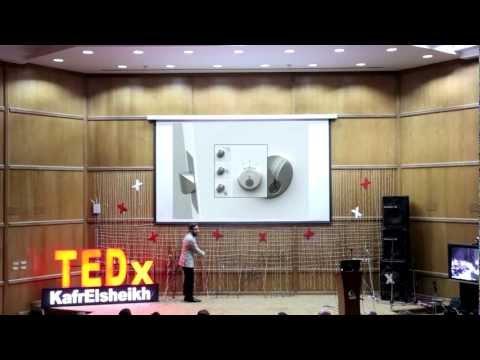 اختراع يفتح مجال التحكم باللمس - المخترع هيثم الدسوقي