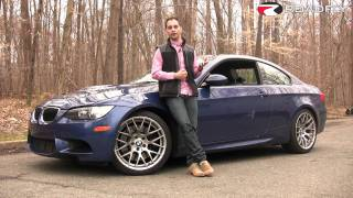 BMW M3 Road Test & Car Review - RoadflyTV with Ross Rapoport