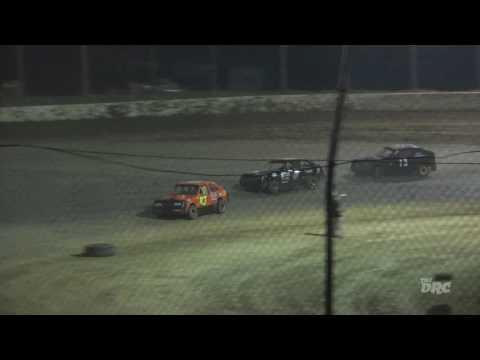 Moler Raceway Park | 9.23.16 | Season Championships | Freedom 4s | Feature - dirt track racing video image