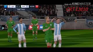 BANGLADESH VS ARGENTINA ( INTERNATIONAL CUP)
