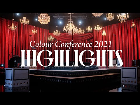 Colour Conference 2021 Online  Highlights