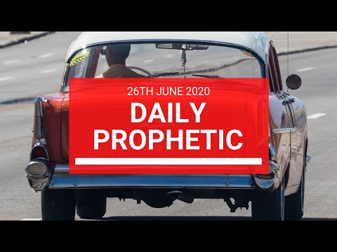 Daily Prophetic 26 June 2020 2 of 7