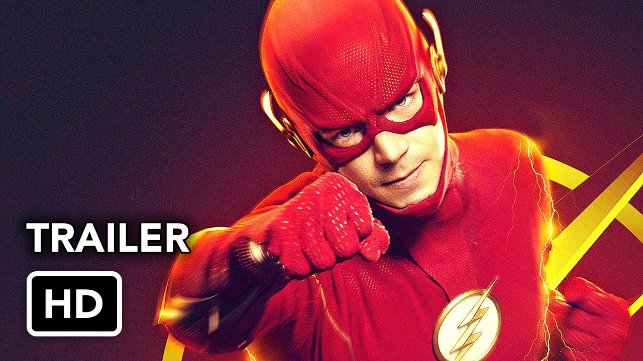 The Flash Season 7 Trailer (HD) DC FanDome Thumbnail