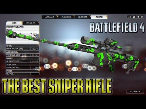 The Best Sniper Rifle in Battlefield 4 - UCiufyZv8iRPTafTw0D4CvnQ