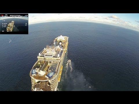 Dji Phantom and Cruise 2 UNCUT iOSD 2.3km+ - UCbHiEzl7XNBAEt3wnT9cCwA