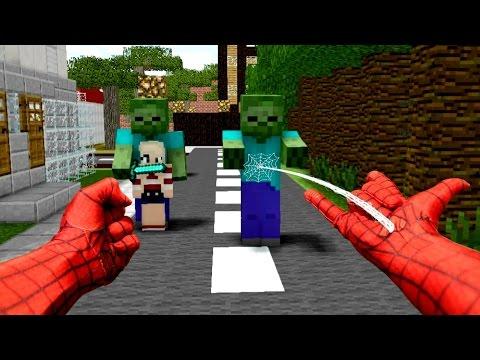 GTA 5 Mods - SPIDERMAN MOD w/ WEB SHOOTER! GTA 5 Spiderman Mod