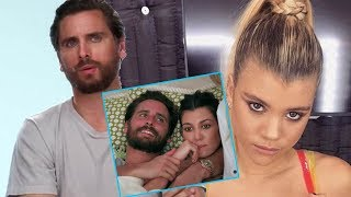 Sofia Richie mad when Scott Disick proves that only Kourtney Kardashian is worthy of being his wife