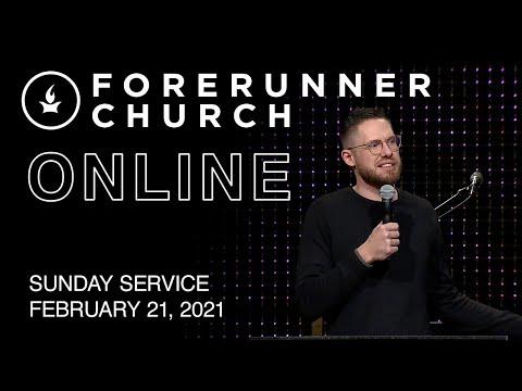 Sunday Service  IHOPKC + Forerunner Church  February 21