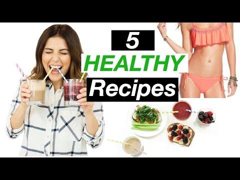 Five Healthy Breakfast Ideas - UCp1XyVkqPgcRvso3AY_e8iQ