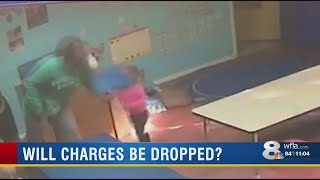Englewood mom fears dropped charges against former daycare worker caught dragging kid on camera