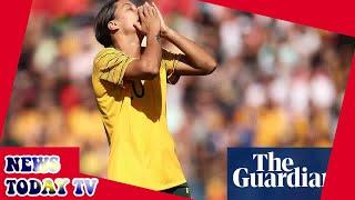 New generation of golden girls not dampened by Matildas' shock loss