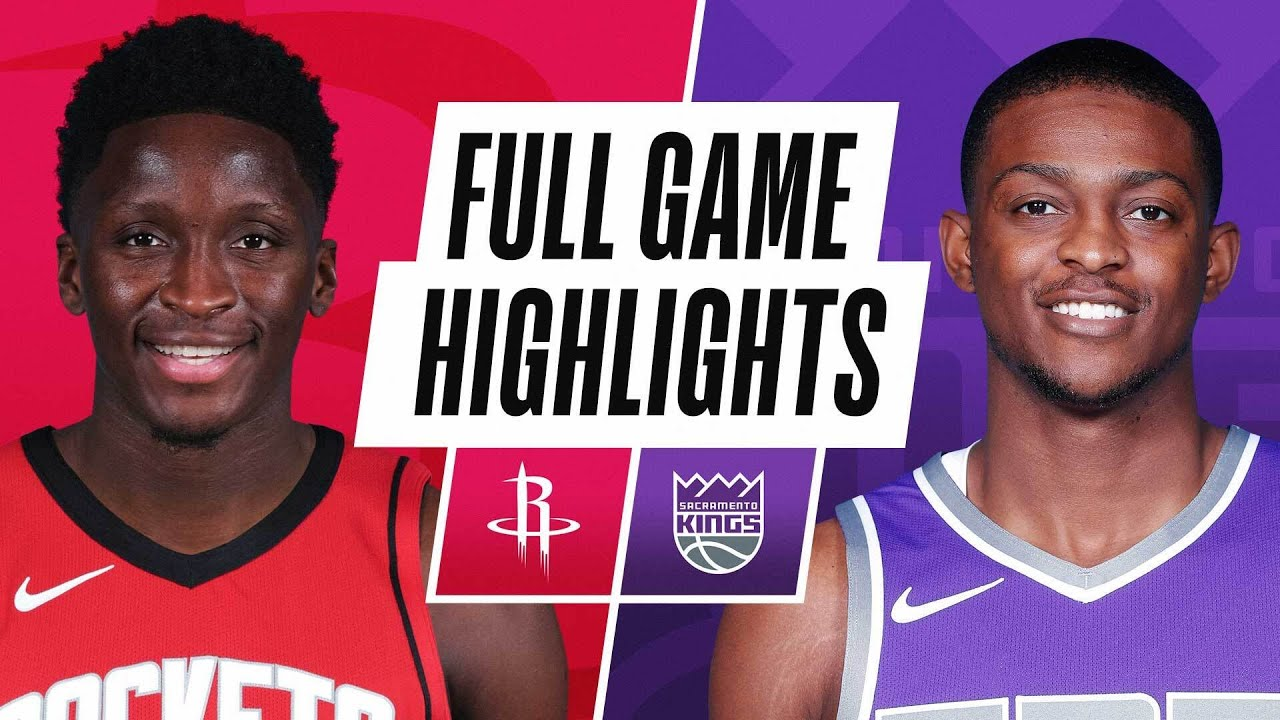 ROCKETS at KINGS | FULL GAME HIGHLIGHTS | March 11, 2021