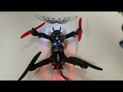 Complete Mini Quad Build Video of ZMR 250 With PDB Beginners Guide - UCecE6SjYRmZHqScnmFcl5MA