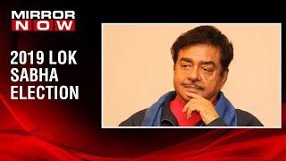 Congress' Shatrughan Sinha says
