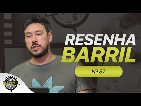 RESENHA BARRIL  37 - Jogos do Fim de Semana   Treinadores b45c55769419e