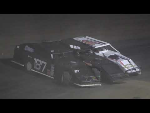 I.M.C.A A-Feature at Crystal Motor Speedway, Michigan on 07-03-2021!! - dirt track racing video image