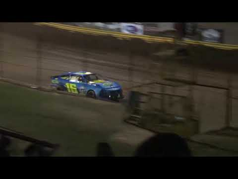 Stock 4 at Lavonia Speedway June 4th 2021 - dirt track racing video image