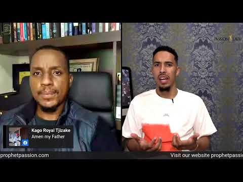 Prophetic Revelation LIVE! with Prophet Hope & Bishop Josh