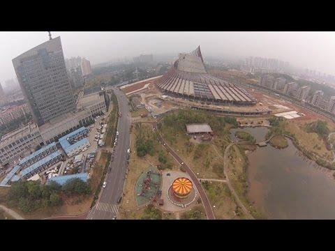 OFM MPQ V1 Quadcopter Picturesque Aerial Filming at Yandi Park - UCsFctXdFnbeoKpLefdEloEQ