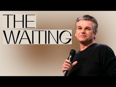The Waiting  Pastor Jentezen Franklin