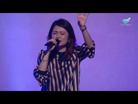 CityWorship: Touch Of Heaven (Hillsong) // Annabel Soh @City Harvest Church