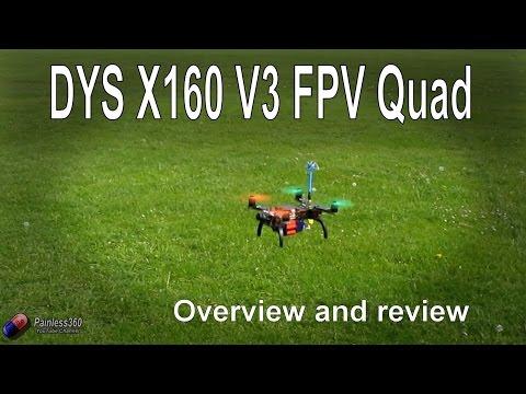 RC Reviews: DYS X160 v3 - UCp1vASX-fg959vRc1xowqpw