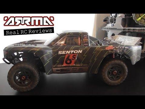 ARRMA 1/10 Senton 6S BLX SCT Review   Real RC Reviews - UCF4VWigWf_EboARUVWuHvLQ