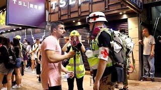 Avi Yemini in Hong Kong: