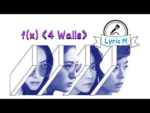 4 Walls (Video Lirik)