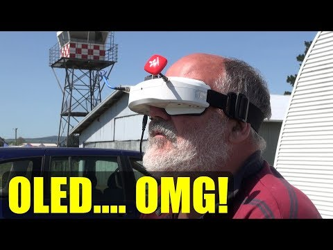 Review: SkyZone 03O OLED FPV goggles - UCahqHsTaADV8MMmj2D5i1Vw