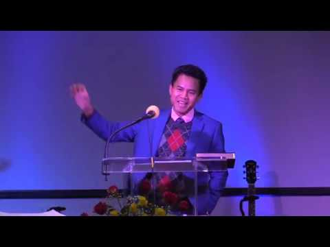 CHURCH PLANTER  REV. JAMES AMAR SERMON 2019