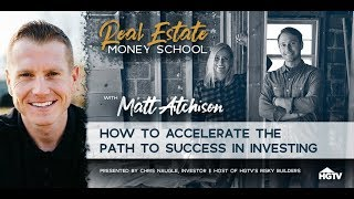 How to Accelerate the Path to Success in Investing w/Matt Aitchison