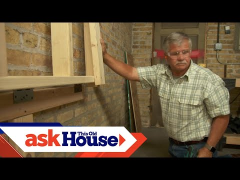How to Set Up a Garage Workshop | Ask This Old House - UCUtWNBWbFL9We-cdXkiAuJA