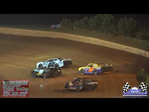 Crate Sportsman Feature - Lancaster Motor Speedway - dirt track racing video image