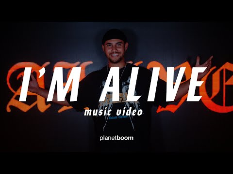 Im Alive  JC Squad  planetboom Official Music Video